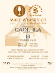 Caol Ila                                     im Malt-Whisky Shop of Chur