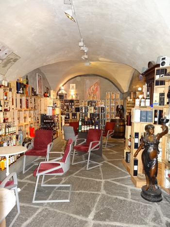 Malt-whisky Shop of Chur,                                     Graub�nden, Schweiz